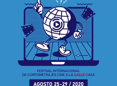 De la calle a la casa, hoy inicia nueva edición del Festival de Cine FICICA 2020