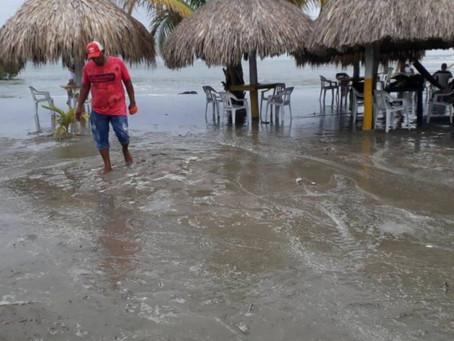 Fueron aprobados mil millones de pesos para mitigar emergencia invernal en Sucre