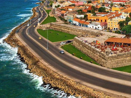 Cartagena de Indias, destino cinematográfico
