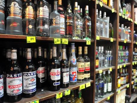 Magdalena vuelve a comercializar bebidas embriagantes