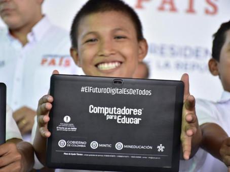 Mintic entregará 1526 computadores a instituciones oficiales de Sucre
