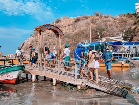 Santa Marta alcanzó el 56% de la ocupación hotelera durante puente festivo