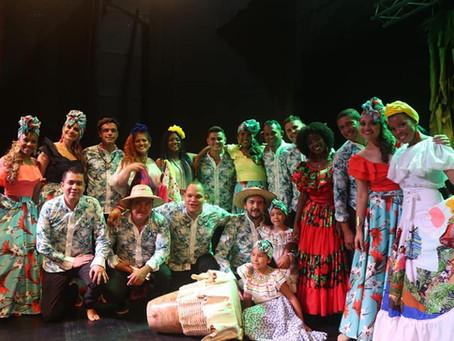 Punta Candela, encuentro ancestral con el Bullerengue en Mangle Festival