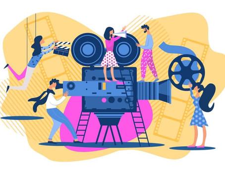 Mujer RedVolucionaria, convocatoria de cine espera por ti