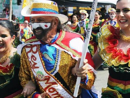 Fallece de Covid-19 el recordado Rey Momo del Carnaval de Barranquilla, Leopoldo Klee