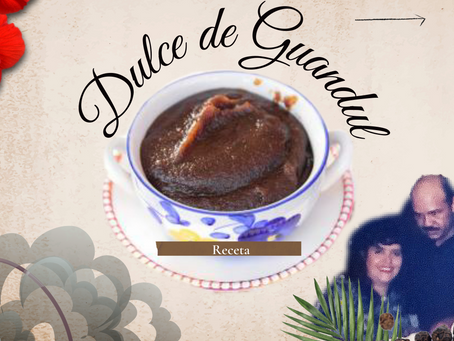 Recetas Caribe| Semana Santa con sabor a Dulce de Guandul