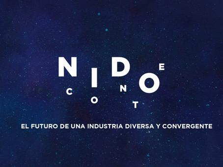 Inicia 'NIDO', la Convención de la Industria Audiovisual del #FICCIInterruptus