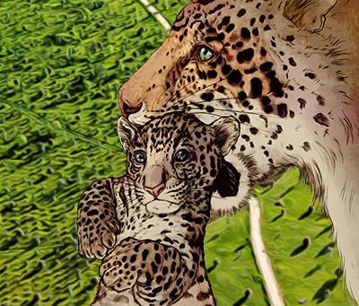 ¿No sabes que regalarle a mamá?  Adopta un Jaguar