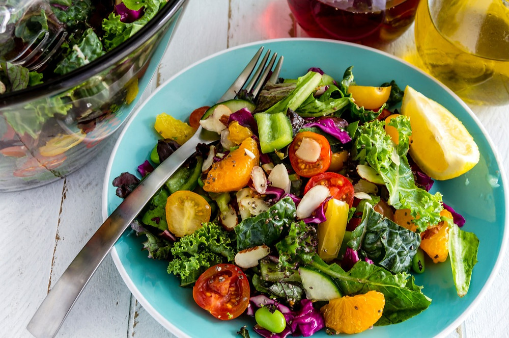 Nutritious Kale Salad for Healthy Dinner Ideas