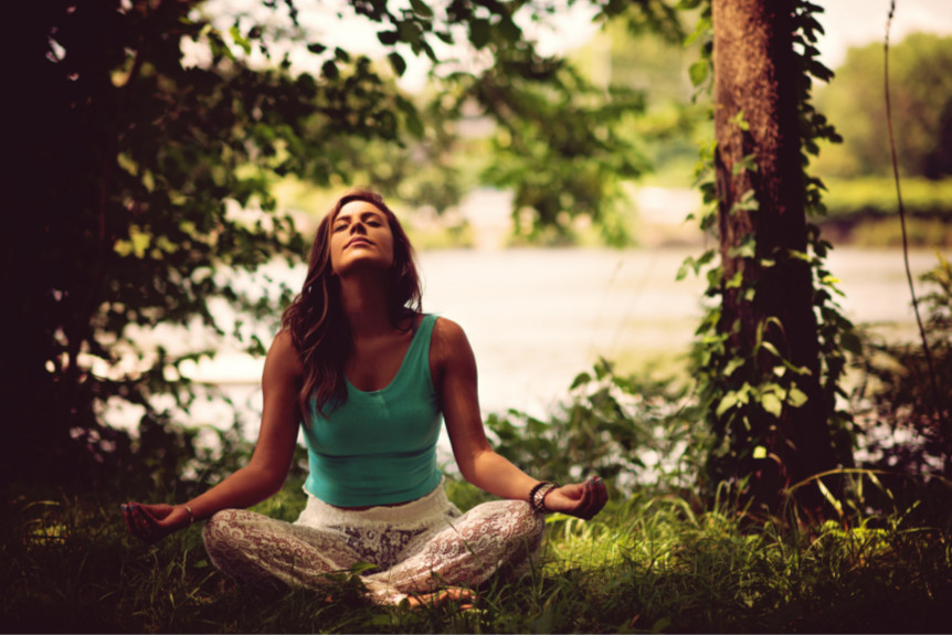 Mindfulness Meditation Practice for Anxiety