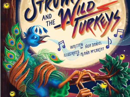 Strum and The Wild Turkeys: The Origin Story