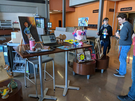Teacher Demo Days: Trying for a more personalized PD experience