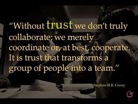 When Distrust Follows the Position
