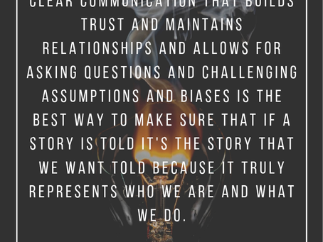 What Story is Your Communication Telling