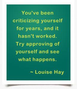 A Case for Positive Self-Talk