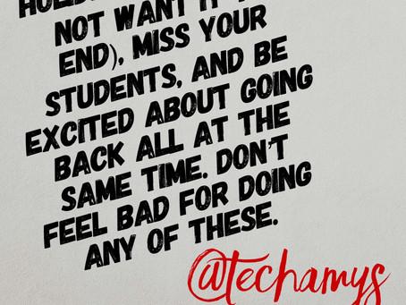 Define For Me How Good Teachers Feel