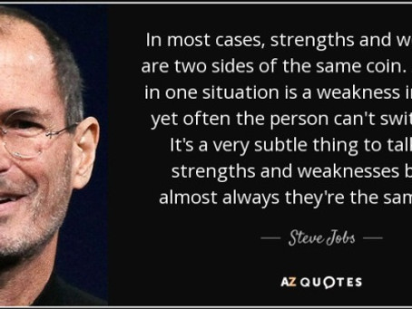 Celebrating Our Strengths to Support Others