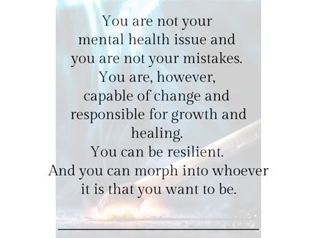 #MentalHealthAwarenessMonth and Defining Mental Health, Issues, and #SEL