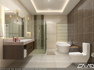 Diseño de Interior Baño