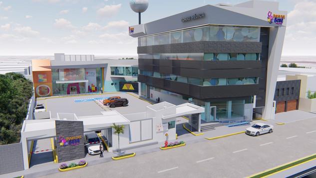 Plaza del Bebé de Culiacán
