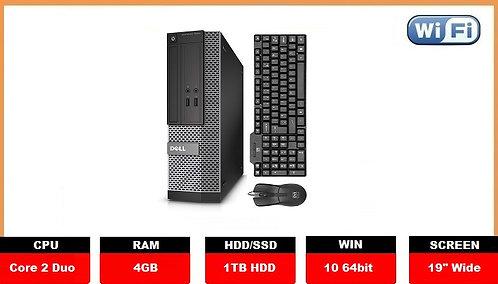 Dell OptiPlex 9020 SFF C2D - Refurbished