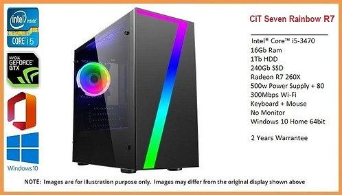 CiT Seven Rainbow R7