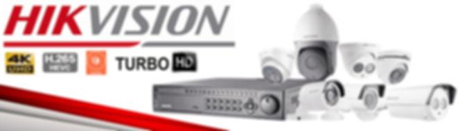 Hikvisin CCTV Camera