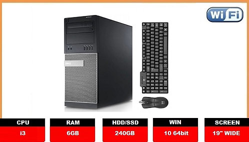 Dell OptiPlex 9020 MT (MIDI TOWER) - Refurbished