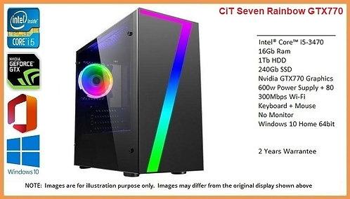 CiT Seven Rainbow GTX770