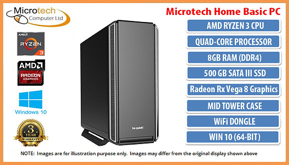 copy of copy of copy of copy of Microtech Home Basic PC