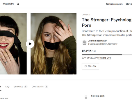 Crowdfunding Finished!