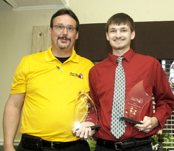 Chase Sulok accepts award.jpg