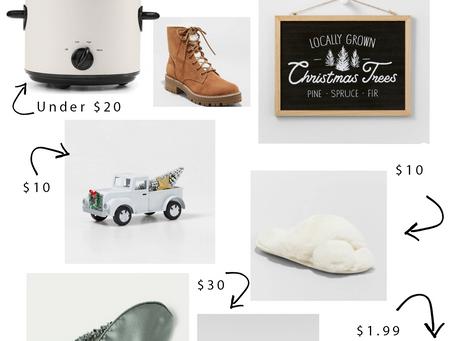 Target Weekly Favorites | 11/5
