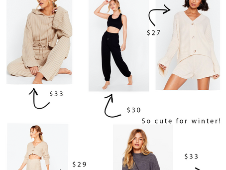Nasty Gal Sale | Lounge Wear