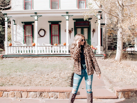 A Day In Georgetown, CO | Blogtober