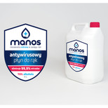 Płyn do dezynfekcji rąk Manos 5L