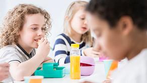 3 mitos sobre o cardápio ideal da cantina escolar
