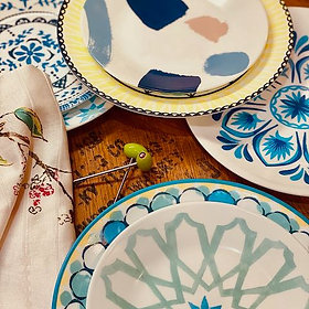 OUTDOOR PARTYWARE: Plates & Cups