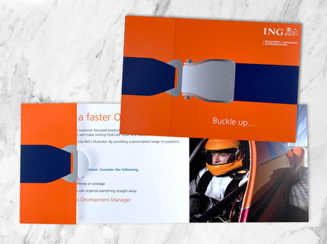 ING Buckle Up Campaign