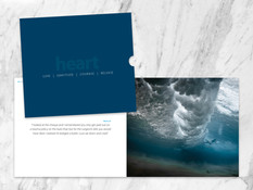 ANZ Heart Coffee Table Book
