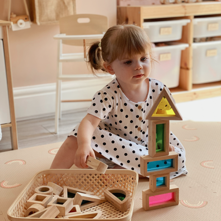 10 of our most favourite, beautiful wooden toys to promote open-ended play and boost learning!