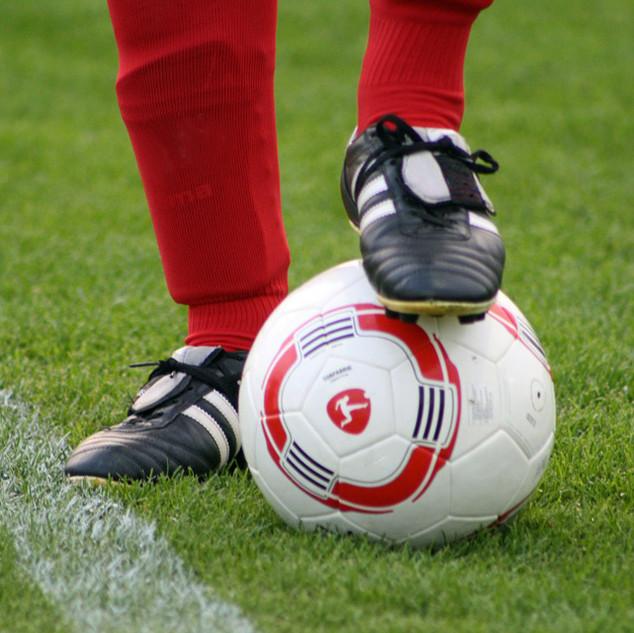Korki na Soccer Ball