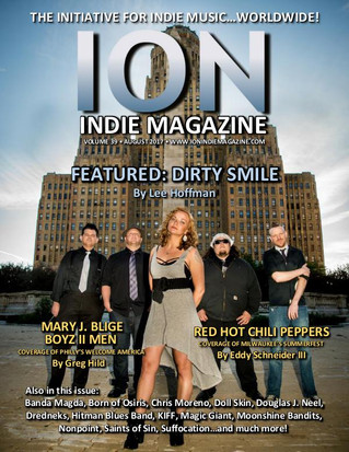 ANOTHER DIRTY SMILE COVER STORY!