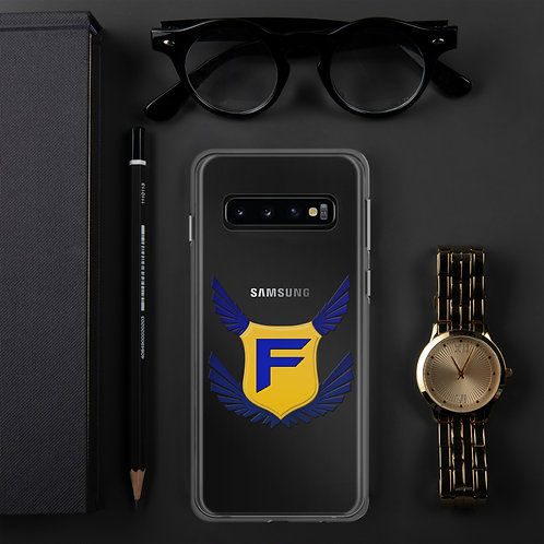 Fakz Badge Samsung Case