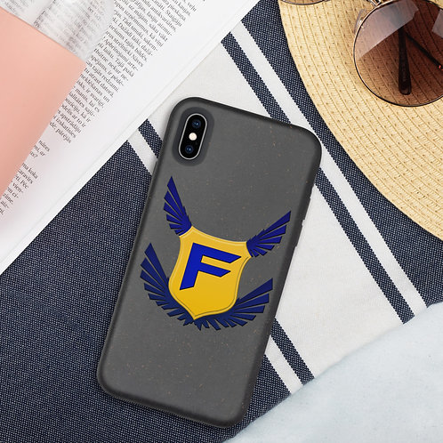 Fakz Badge Biodegradable iPhone Case