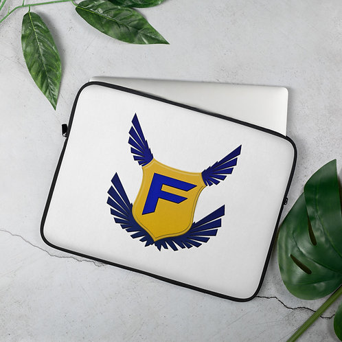 Fakz Badge Laptop Sleeve