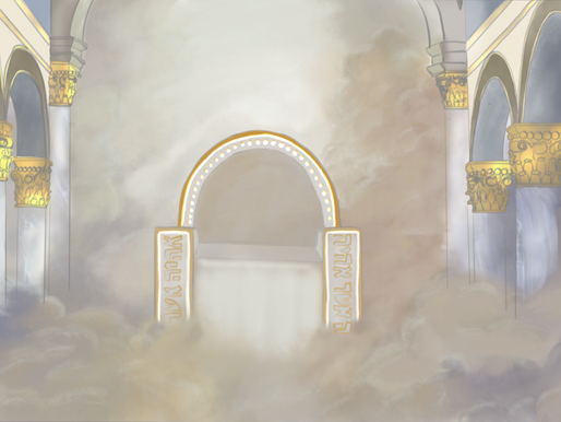 The Holy Throne (Artwork)