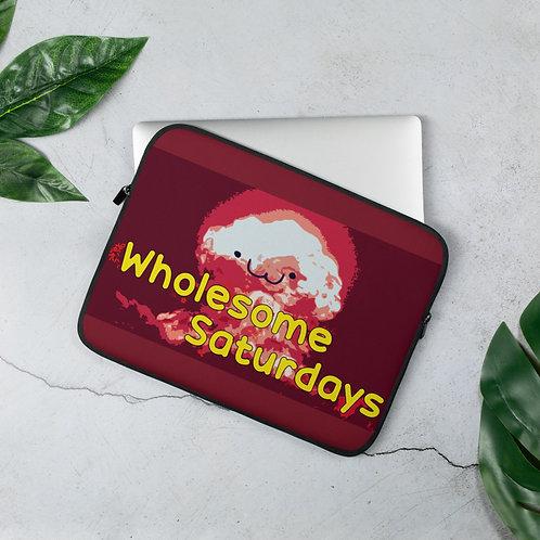 Wholesome Saturdays Laptop Sleeve