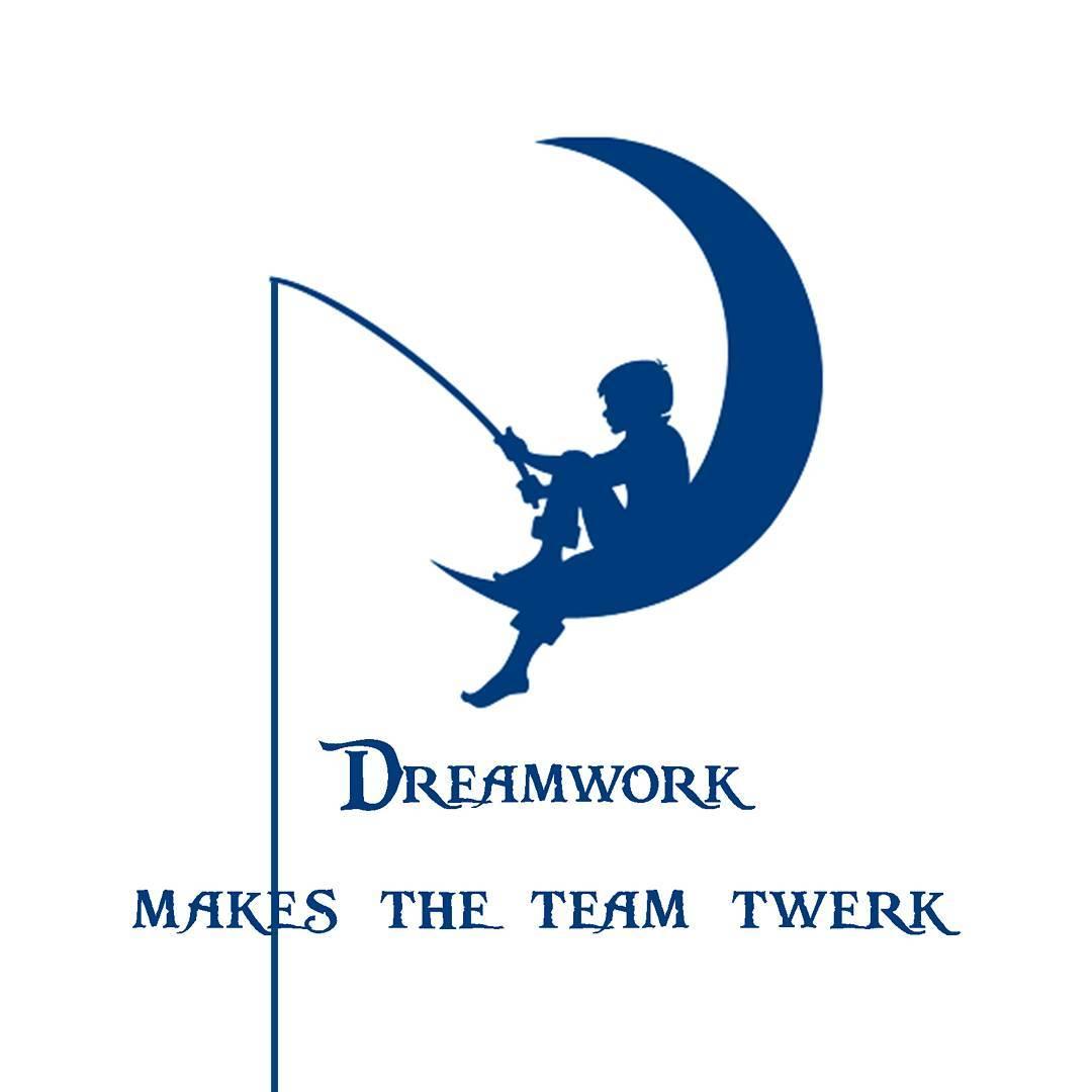 Dreamwork Makes The Team Twerk