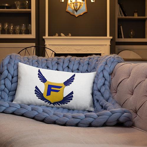 Fakz Badge Premium Pillow